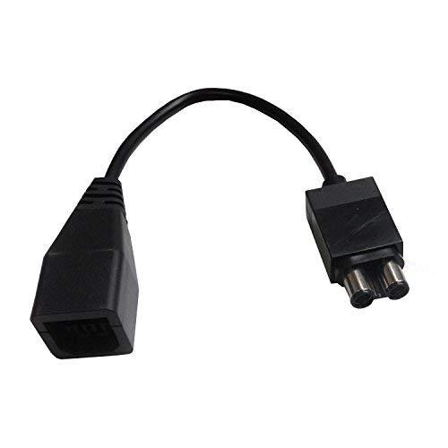 OSTENT Adaptador de convertidor de alimentación de CA Cable de cable compatible...