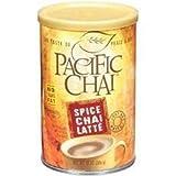 Pacific Chai Latte Mix Canister - Spice Chai - 10 oz