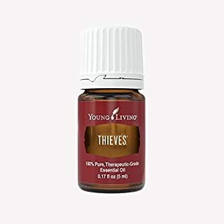 Thieves 5ml Essential Oil by Young Living Essential Oils