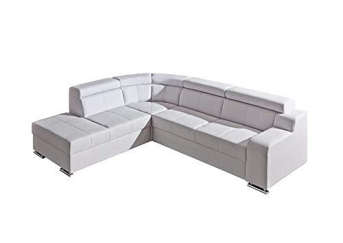 ACROS Sectional Sleeper Sofa, Left Corner