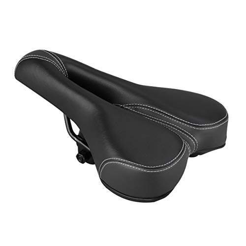LIOOBO Comfortable Bike Seat Bicycle Saddle Improves Comfort