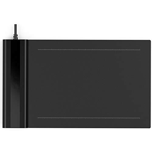 NBWS Digital Drawing Tablet, 5080LPI 4 x 6 Pulgadas Escritura Pintura gráficos Board Pad con Batteri-Freien lápiz