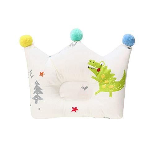 Almohada Lactancia 2 Unids/Set Almohadas De Lactancia para Bebés Maternidad Bebé Lactancia Infantil En Forma De U Cojín De Cintura De Alimentación De Algodón para Recién Nacidos-Los 23X22,5X4Cm