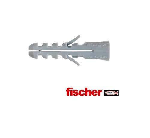 FISCHER 050104 - Taco nylon S 4 (Envase de 200 ud.)