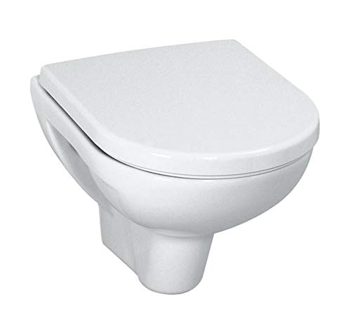 Laufen PRO Wand-Tiefspül-WC, compact, 360x490, Farbe: Manhattan