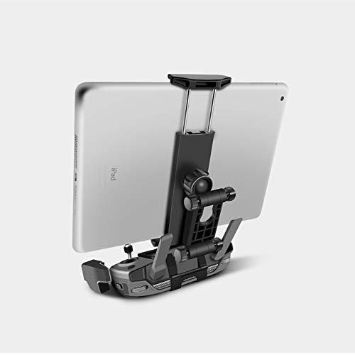 FanCheng Show - Supporto per tablet da 4,6 a 12 pollici, compatibile con DJI Mavic 2 Pro/DJI Mavic 2 Zoom/Mavic Pro/Spark/Mavic Air, colore: Nero