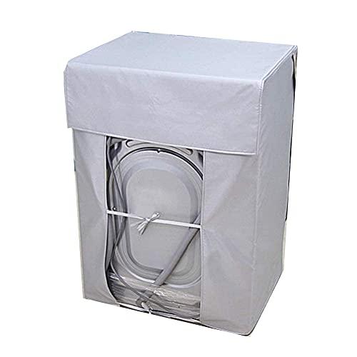 Carica Frontale lavatrici e Asciugatrice Copertura,Coprilavatrice da Esterno Copertura,Crema Solare Anti-ultravioletti Impermeabile Antipolvere (XL)
