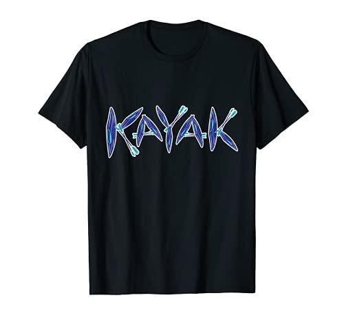 Kayaks & Paddles Kayaking Kayaker Gift T-Shirt