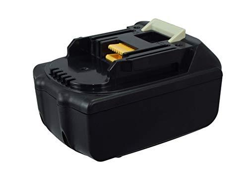 Cameron Sino 18V/3000mA 194204-5,194205-3,194309-1,BL1815,BL1830,BL1835,BL1840,BL1850,LXT400,XRU02Z Replacement Battery for Makita XSJ01Z,XSS01Z,XSS02Z,XSS03Z,XST01M,XST01Z,XTS01Z,XVJ02Z Battery