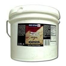 Red Star Nutritional Yeast - Small Flake - 10 Lb Pail by Red Star