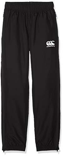 Canterbury Tissé à Ourlet fuselé Pantalon Mixte Enfant, Noir, FR (Taille Fabricant : XL)