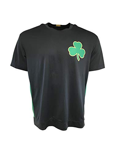 Nike Men's Boston Celtics Jersey 100% Polyester CJ0083 Black (XX-Large)