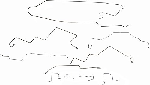 Dorman 919-203 Brake Hydraulic Line Kit for Select Dodge Models (OE FIX)