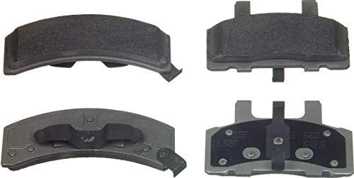 Wagner ThermoQuiet MX369 Semi-Metallic Disc Brake Pad Set | Advance Auto Parts