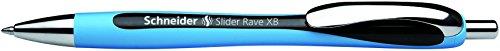 Schneider Kugelschreiber Slider Rave, Strichstärke XB