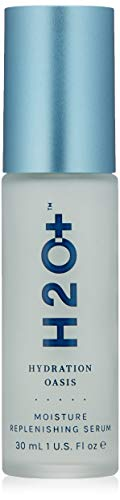 Face Serum with Mini Hyaluronic Acid Hydration Oasis Moisture Replenishing Serum by H2O+ New Version | Japan Designed Clean Skincare