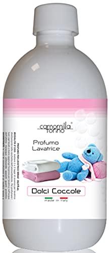 """Profumo Lavatrice 500 ml.""""Camomilla"""" Dolci Coccole"""