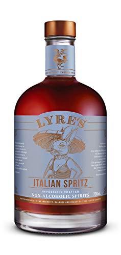 Lyre's Italian Spritz Non-Alcoholic Spirit - Aperol Style | Award Winning | 700ml