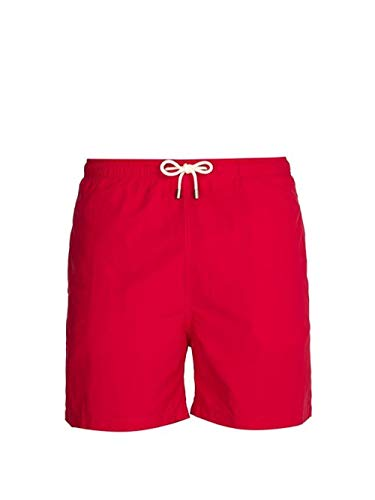 Solid & Striped The Classic Trunks, rot - Rot - X-Large