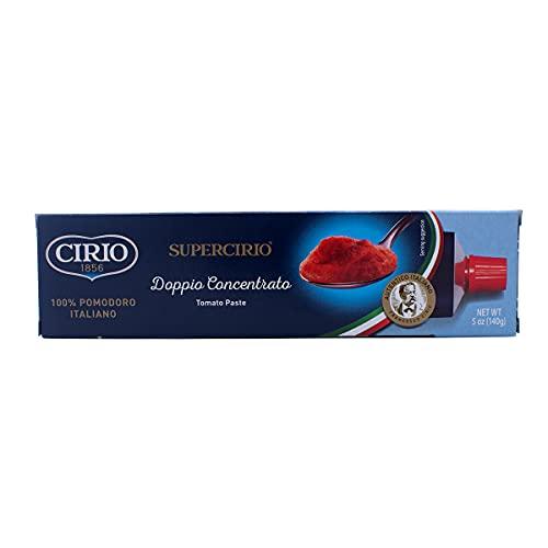 Cirio - Double concentré de tomates - 2 tubes de 140 g