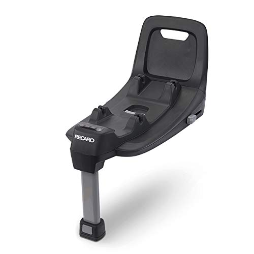 Recaro Kids, Base siège-auto Isofix Avan/Kio i-Size, Connection Compatible avec le siège-auto Bébé Avan et le Siège Auto pour Enfant Kio, Installation Facile et Sécurisée