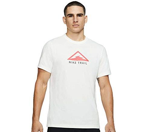 NIKE CT3857-133 T-Shirt, Sail, M Mens