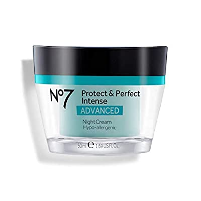 No7 Protect & Perfect Intense Advanced Night Cream 50ml
