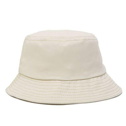 FISHSHOP Fischerhut Unisex Bucket Hat Komfortables Material Fischerhut sind alle verfügbaren Kappen für Freizeitkleidung Sonnenhut Adumbral Hut