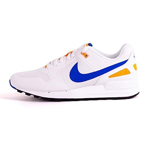Nike Scarpe Air Pegasus 89 Bianca/Blu P/E 2019 CD1504-100 - 42