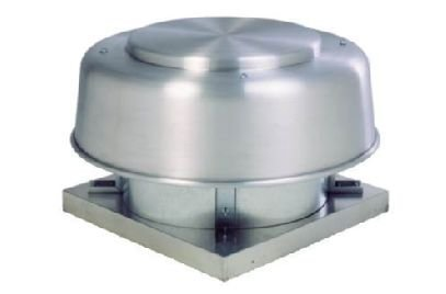 "Fantech 5ADE16EA Direct Drive Axial Exhaust Roof Vent, 16"", 2767 CFM, 3/4 hp, 115V, ODP"