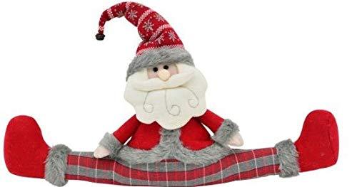 Pommerntraum ® | *** Santa Claus *** | Zugluftrolle | Zugluftstopper | Türstopper | Windstopper |