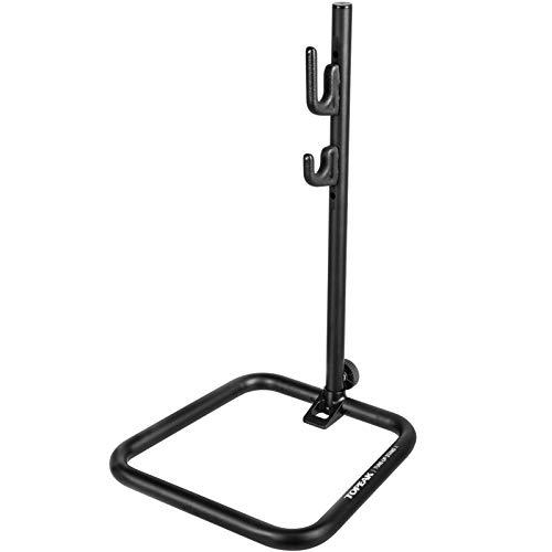 TOPEAK Unisex– Erwachsene TuneUp Stand X Montageständer, Silber, 40 x 38 x 64,5 cm