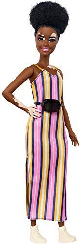 Barbie Fashionista Muñeca con Vitiligo (Mattel GHW51)