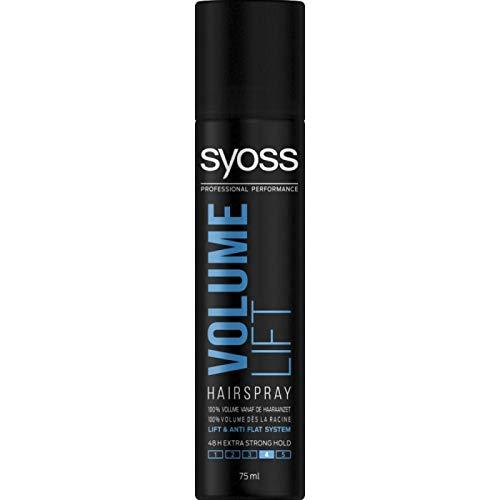 6er Pack - Syoss Haarspray - Volume Lift - 75 ml