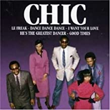 Best of Chic (Cd Compilation, 9 Tracks, Incl. Le Freak, Dance Dance Dance, I Want Your Love Etc.)