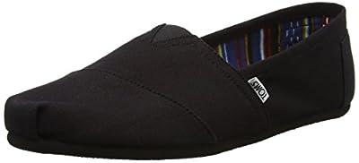 TOMS Black On Black Men Classic 10002931 (Size: 8)