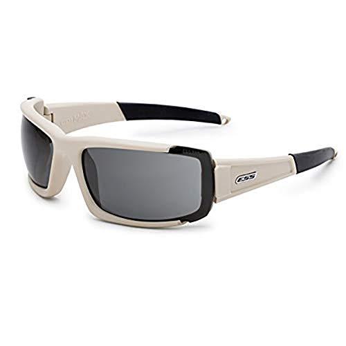 ESS CDI Max Sunglasses with Interchangeable Lenses,Tourrain Tan
