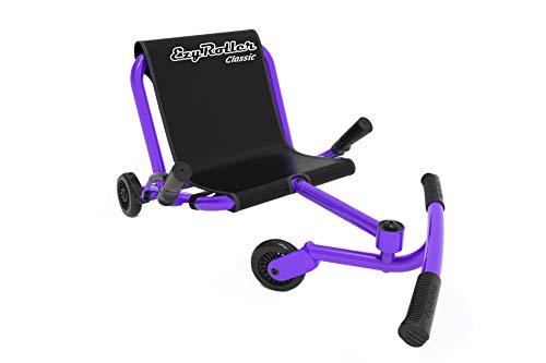 EzyRoller Classic Ride On - Purple, Regular