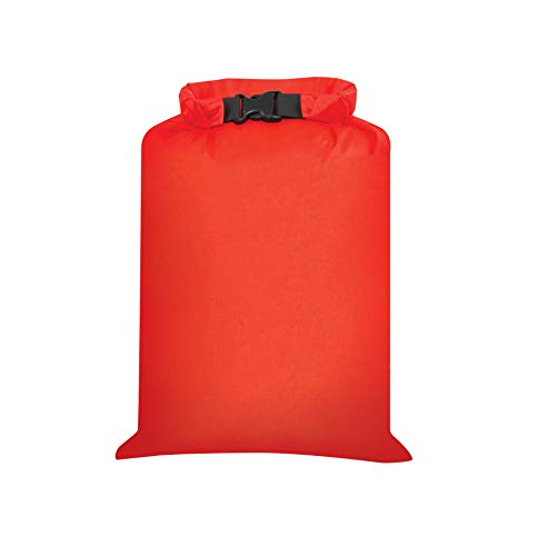 Outdoor Products Ultimate Dry Sack 3-Pack 3 Three lightweight, waterproof dry sacks for backpacking, kayaking, or adventure travel; includes 2-, 4-, and 8-liter bags Soft and flexible rip-stop fabric with watertight roll-top closure for maximum compression Polyurethane-coated with watertight, double-stitched, tape-sealed seams for waterproofing