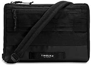 TIMBUK2 Agent Crossbody Bag, Jet Black