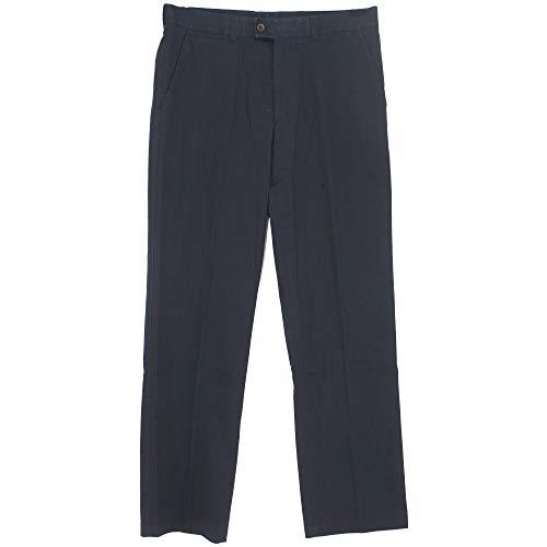 Brax, Ernesto, Herren Jeans Hose, dichtes Chinogewebe Stretch, Perma Blue, D 50 Inch 34 L 32 [21077]