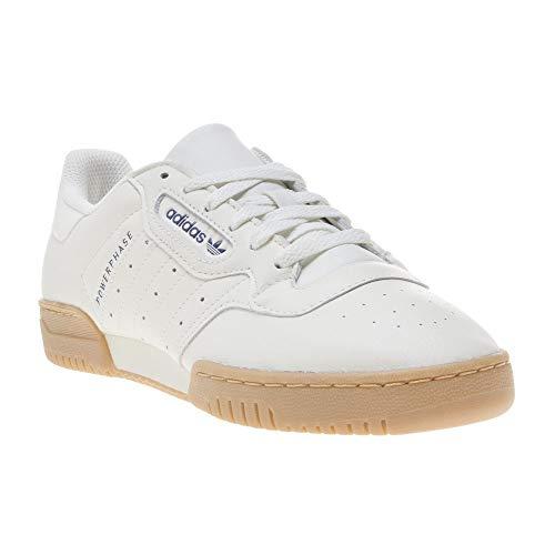 Adidas Powerphase Hombre Zapatillas Blanco