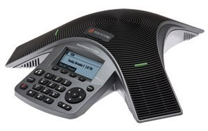 Polycom IP Conference Phone, SoundStation IP 5000 POE, Patented Acoustic Clarity Technology ,SIP Call Platforms by Polycom