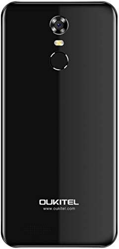 Oukitel C8 - Teléfono móvil Dual SIM, sin contrato, 5,5 pulgadas, Android 7.0, batería de 3000 mAh, 4G, 16 GB de memoria interna, 2 GB de RAM, cámara de 13 MP, teléfonos móviles baratos