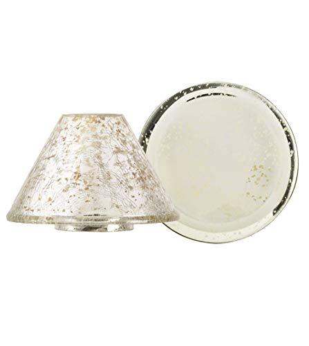 Yankee Candle, set di accessori in vetro, oro, 20 cm