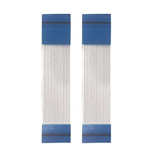 YUYAN 2 unids para PS5 táctil Flex cinta cable 18pin para PS5...