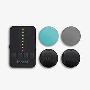 Loc8tor Pet Tracker | Tracking Cat Collar | Pet Tracking System | RF Tracking & Activity Monitor | No Monthly Fees | Cat & Dog Pet Finder | Includes 2 Transmitter Tags
