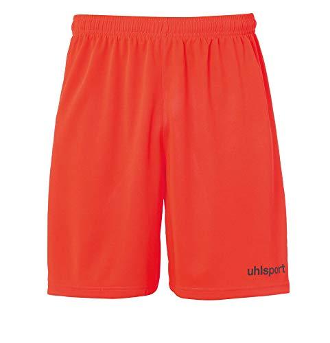 Uhlsport Center Basic Shorts Without Slip Champ Adulte Unisexe, Rouge, XL