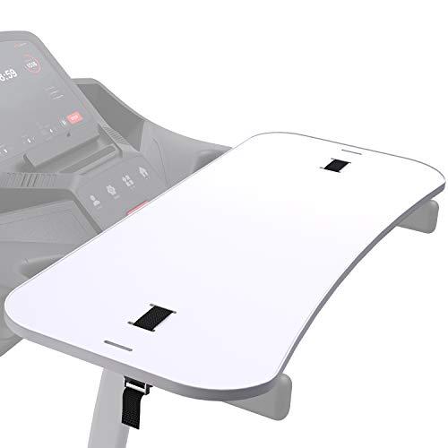 Miden Universal 36 x 15 inch Treadmill Desk, Laptop Treadmill Desk Attachment Tray with Triangular Pad, Ergonomic Platform for Laptops/Tablets/iPad/Notebooks/Book, Workstation Fits Most Treadmills