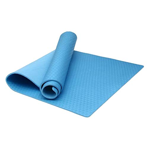 Learn More About Thickened Edged Yoga Mat - Outdoor Picnic Mat Environmental Protection Non-Slip Fit...